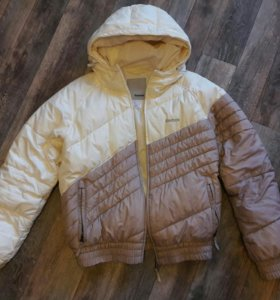 Теплая зимняя куртка Reebok