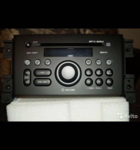 Штатная магнитола MP3 Suzuki Grand Vitara