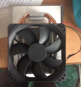 Радиатор, Кулер