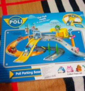 Игрушка для детей-Парковка
