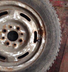 Колеса на дисках R13