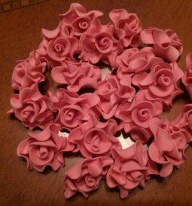 Цветы-4 для скрапбукинга, рукоделия, творчества
