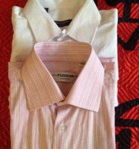 Рубашки мужские 5 шт