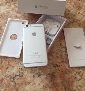 iPhone 6 Silver 16 Gb