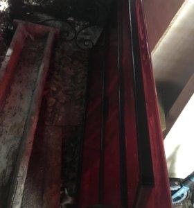 Декоративный навес
