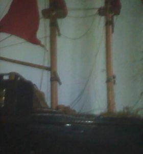 Кораблик самодельный