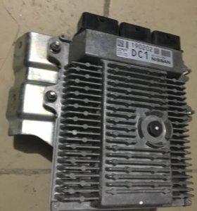 Блок управления ДВС Nissan Patrol Y62