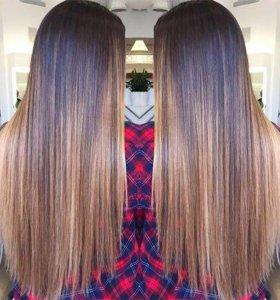 Волосы и брови