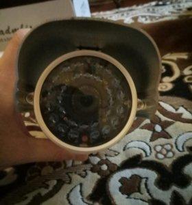 Видеокамера для наружного наблюдения