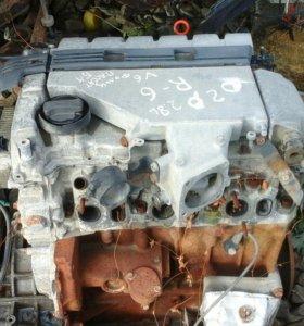 Двигатель на Фольцваген VR 6 2.8л на запчасти