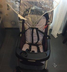Прогулочная коляска peg perego aria
