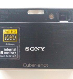Фотоаппарат Sont Cyber-shot DSC-T2