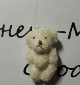 Мишка брелок на ключи