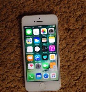 iPhone 5 16 белый