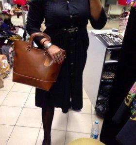Новая сумка из натуральной кожи.итальянский крой
