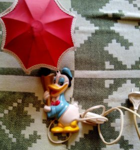 Ночник утенок DONALD DUCK Disney