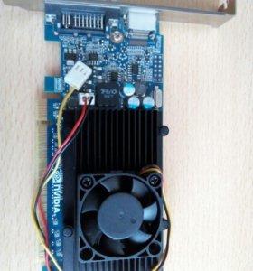 Видеокарта Nvidia GT 520 1gb