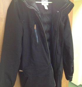 Куртка горнолыжная сноубордная