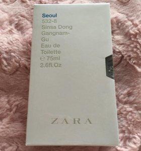 Мужской парфюм Seoul