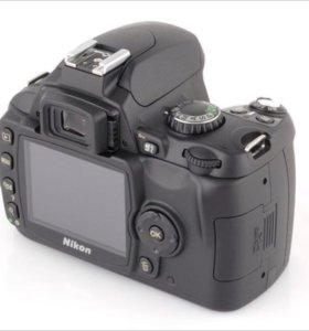 Фотоаппарат зеркальный Nikon d40x