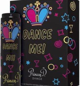 dance me divage