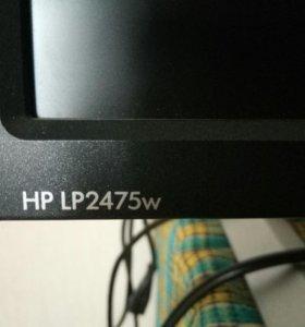 Монитор широкоформатный HP Lp2475w