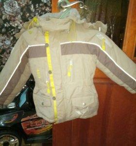 Детская куртка Плей тудей