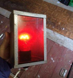 Лабораторный фонарь ссср