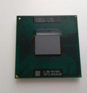 Intel Core 2 Duo Mobile T7300