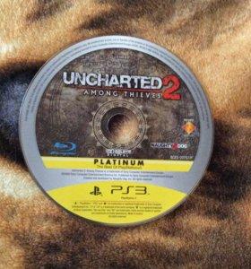 Игра ps3 uncharted 2