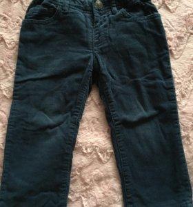 Вельветовые джинсы Benennen