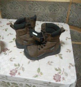 Мужские ботинки Баффин