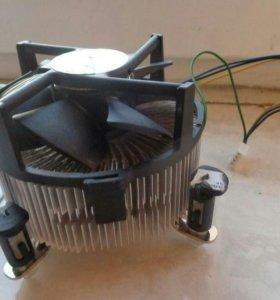 Кулер под процессор Intel
