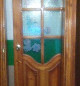 Дверь меж комнатная