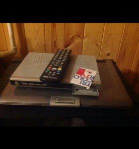Триколор gs 8307 Full HD