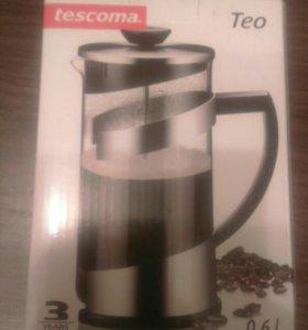 Заварной чайник и кофейник Two 0.6