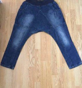ПРОДАМ джинсы-шаровары женские