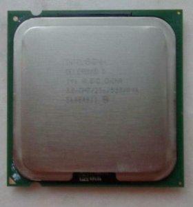 Процессор Intel Celeron 1-ядерный 3.06 GHz