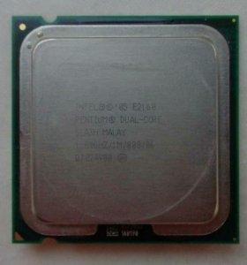 Процессор Intel Pentium Dual-Core E2160 1.8GHz