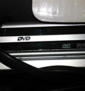 DVD плеер мистери