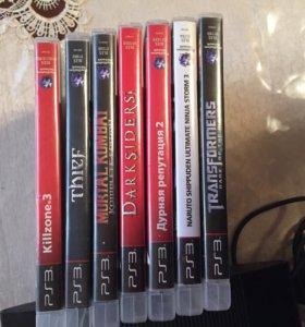 Игры для PS3 обмен