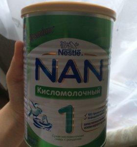 Nan 1 кисломолочный открытый!!!