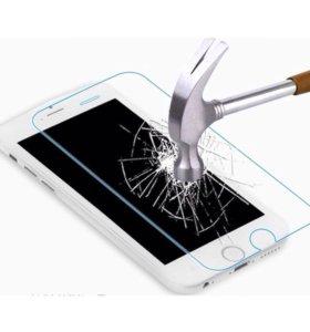 Защитное стекло на iPhone 📱