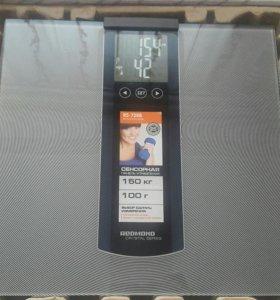 Весы электронные, напольные