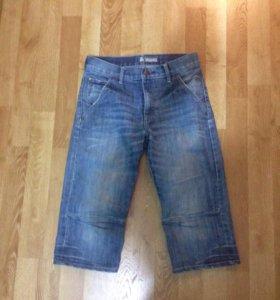 HM джинсовые шорты