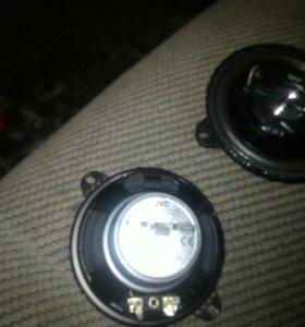 Двухполосные автомобильные колонки диаметр