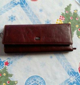 Ключница кошелек кожаный, petek