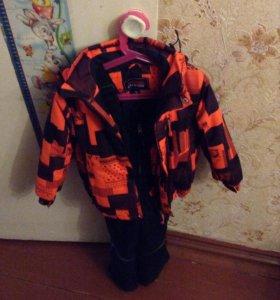 Горнолыжный костюм детский