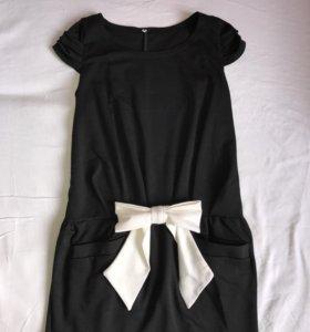 Новое платье из французского трикотажа