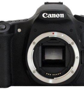 Фотоаппарат canon 60d body
